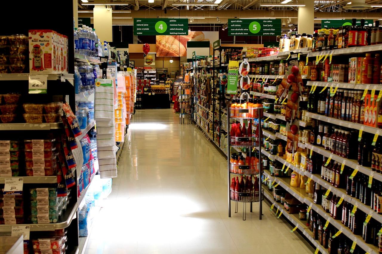 Image for In de supermarkt: