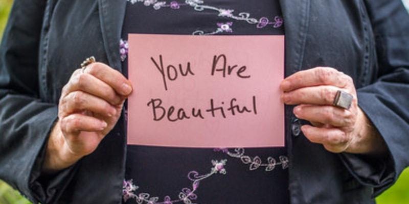 Je bent meer dan alleen je lichaam