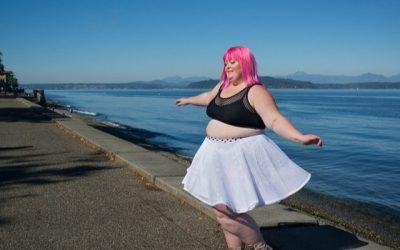 Waarom ik specifiek dikke vrouwen wil helpen